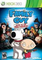 Trading Xbox 360 Family Guy BackTo Multiverse (Brand New Sealed)