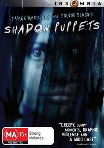 Shadow-Puppets-2007-BRAND-NEW-amp-SEALED-DVD-James-Marsters-Tony-Todd