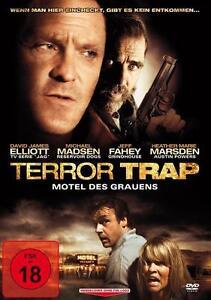 Terror Trap - Motel des Grauens (2010) - FSK 18 - NEU & OVP