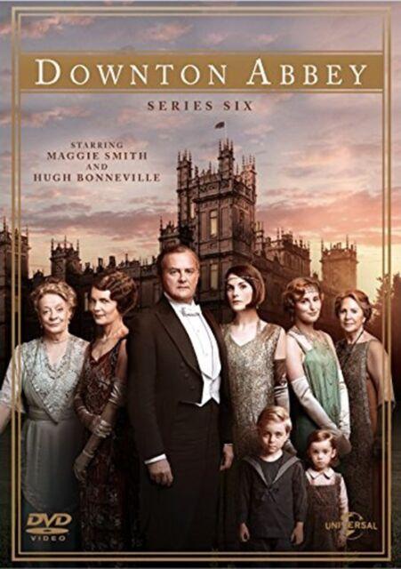 Downton Abbey: Series 6 [DVD]