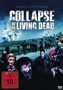 Collapse of the Living Dead [DVD] FSK 18 OVP.