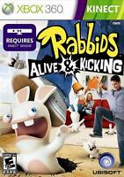 Trading Xbox 360 Rabbids Alive And Kicking (Brand New Sealed)