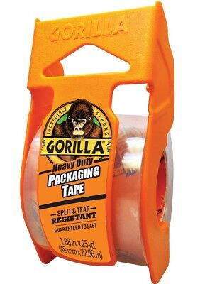 Gorilla 6034002 Packaging Tape Clear
