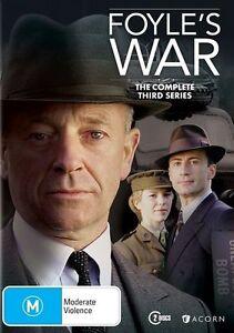 Foyle's War Series 3 - Complete Third Season : NEW DVD