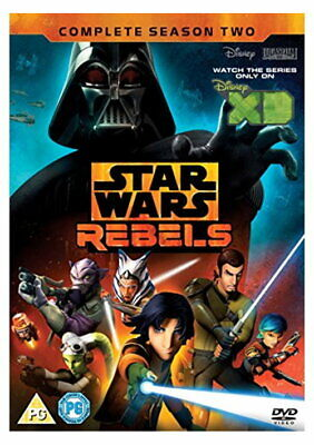 Star Wars: Rebels - Season 2 [DVD] [New DVD]