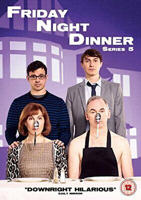 Friday Night Dinner - Series 5 [DVD] [2018] [New DVD]