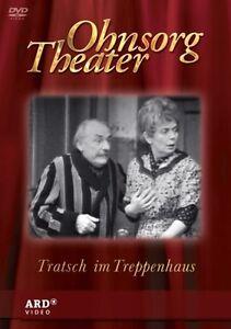 Ohnsorg-Theater-CHISMES-EN-LA-ESCALERA-DE-CASA-Henry-Vahl-HEIDI-KABEL-DVD-nuevo