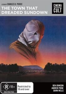 The TOWN THAT DREADED SUNDOWN DVD [New/Sealed]