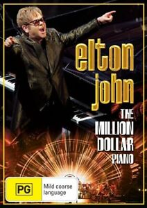 The Million Dollar Piano (DVD, 2014)