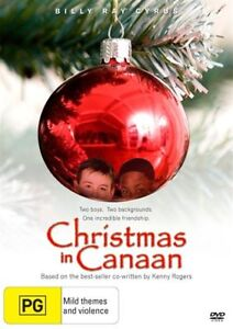 CHRISTMAS IN CANAAN DVD [New/Sealed]
