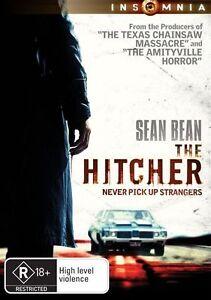 THE HITCHER Sean Bean DVD R4