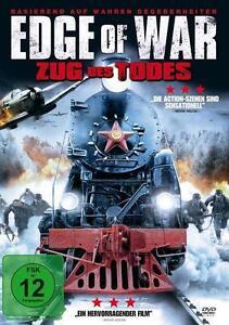 Edge of War -  Zug des Todes (2013) DVD ab 12. Jahre, Neu / OVP