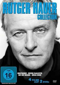 Rutger Hauer Collection (2013) 2 DVD´s Neu & OVP