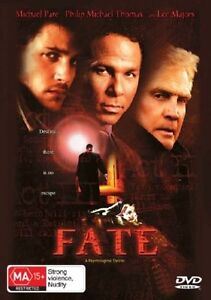 Fate - DVD BRAND NEW STILL SEALED REGION 4 FREE POST AUS LEE MAJORS