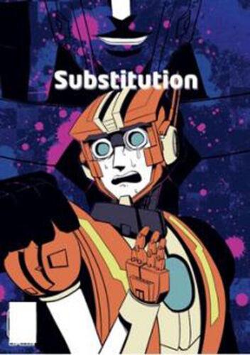 Transformers yaoi ero-guro Doujinshi / substitution boil mgr
