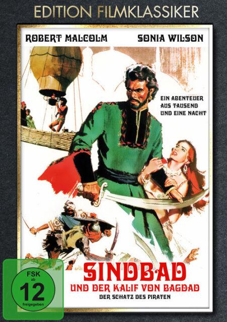 DVD / SINDBAD UND DER KALIF VON BAGDAD ; KLASSIKER ; NEU & OVP