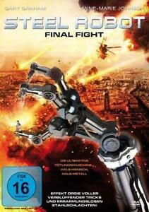 STEEL ROBOT 2 - FINAL FIGHT - EAN: 0807297091298 - <span itemprop='availableAtOrFrom'>Hude, Deutschland</span> - STEEL ROBOT 2 - FINAL FIGHT - EAN: 0807297091298 - Hude, Deutschland