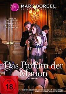 Das Parfüm der Manon (2016) - Erotik - FSK 18 - NEU & OVP - DVD