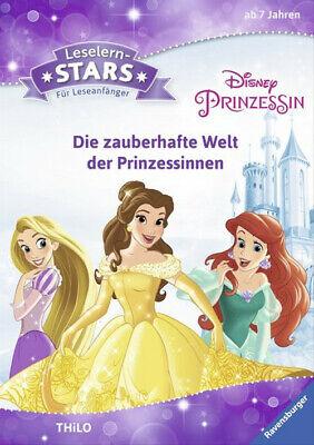 Leselernstars Disney Prinzessinnen: Die zauberhafte Welt der Prinzessinnen - Der Disney Prinzessinnen