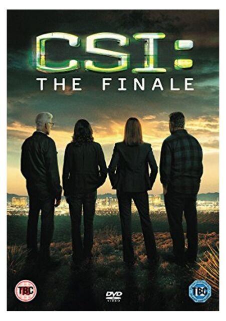 CSI: The Finale [New DVD]