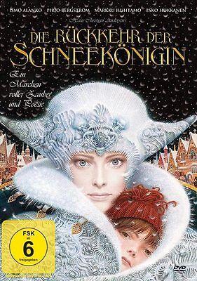 Die Rückkehr der Schneekönigin - DVD NEU - Fantasy Märchen nicht nur für Kinder