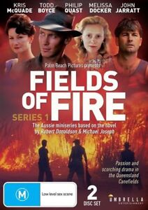 Fields Of Fire (DVD, 2014, 2-Disc Set)