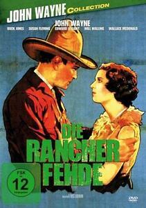 DVD -  John Wayne - Die Rancher Fehde - NEU    (U12)