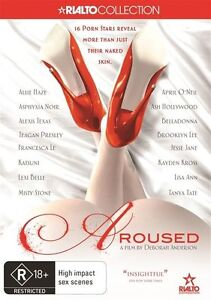 AROUSED (2013) NEW DVD