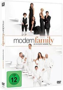 """Modern Family - Season 3 [3 DVDs](NEU&OVP) In der dritten Staffel wird die """"mode"""