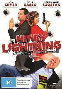 Hit By Lightning (DVD, 2015)