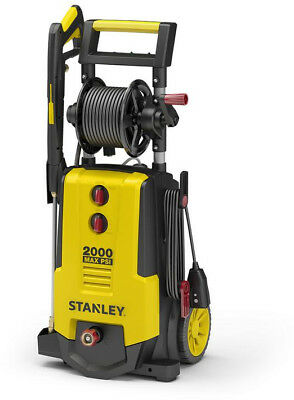 Stanley SHP2000 Electric Power Washer, Medium Yellow