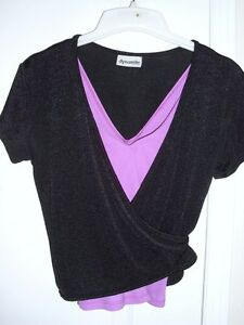 2 Wrap-around Tops