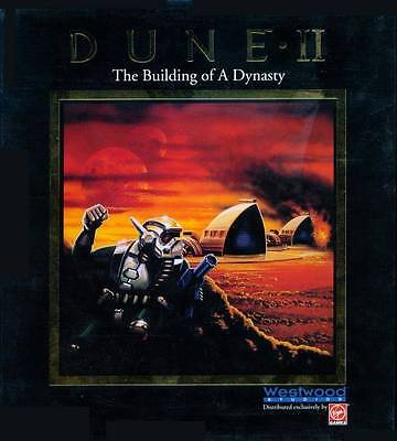 DUNE 2 II BUILDING OF A DYNASTY +1Clk Windows 10 8 7 Vista XP Install
