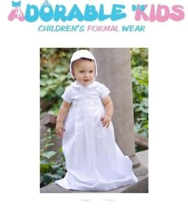 Brand New Baptism Gown Outfit for Boy