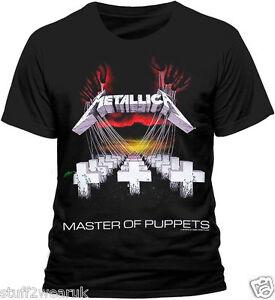 Metallica-Master-Of-Puppets-T-Shirt-Official-S-M-L-XL-XXL
