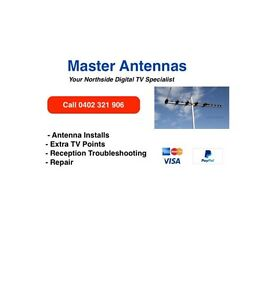 Tv Antennas Australian Made - Installed from $199 Banyo Brisbane North East Preview