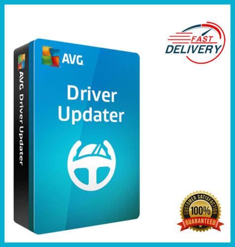 Avg Driver Updater 2020 -  Full Version 100% - Lifetime license key