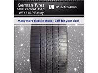 215-55-17 / 215-55 R17 4mm+ Part Worn Tyre In Good Condition