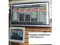 Kitchen or order bump bar for pointosale epos software full system