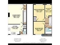 3 bedroom house in Dudsbury Road, Dartford, DA1 (3 bed)