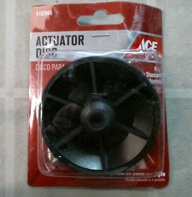 Ace 4167946 Actuator Disc for Tiolet Flush, FREE SHIPPING