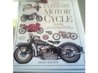 the ultimat motor cycle book