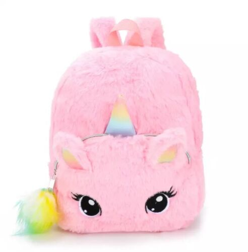 Backpack for kids: Unicorn Cute 3-D cartoon backpack for age 2 to 7