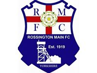 Rossington U13's Players WANTED