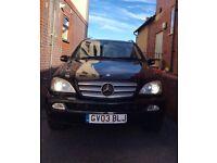 Mercedes ML 270 CDI Inspiration
