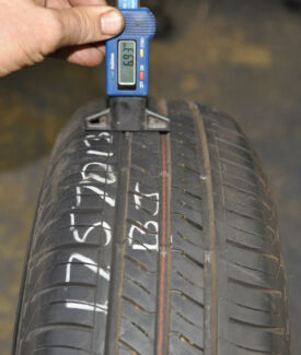 "S/H Tyres 80% + tread from: 13"" $40, 14"" $50, 15"" $60, 16&17"" $70"