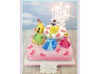 Kids and adult birthday cakes
