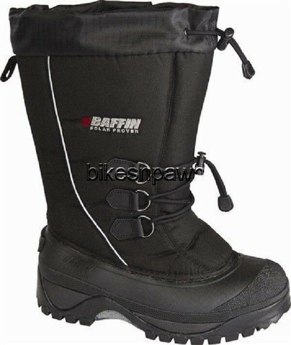 New Mens Size 10 Baffin Colorado Snowmobile Winter Snow Boots Rated -40 F