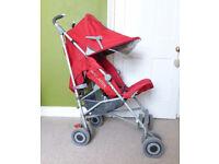From birth buggy stroller pushchair MACLAREN Techno XLR SC/CHA