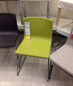 IN SEARCH OF GREEN CHAIR